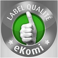 eKomi standard seal